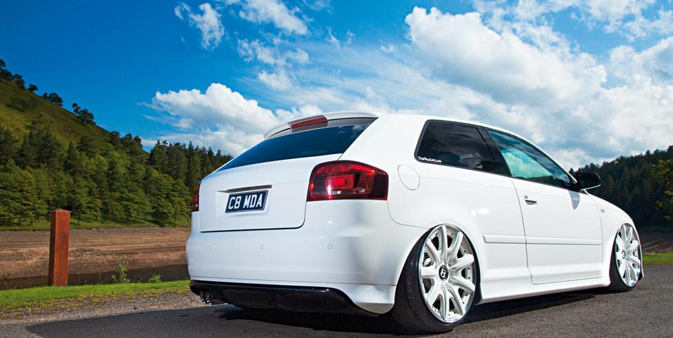 Audi S3 Air Ride Bentley Wheels0008 291