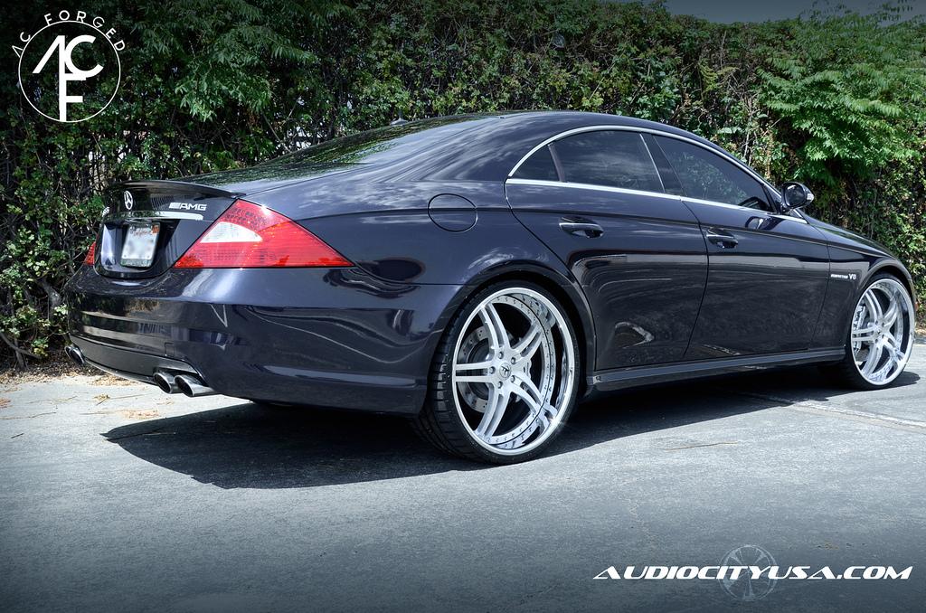 Mercedes Cls Amg Gets 22 Inch Ac Forged Wheels 3 121