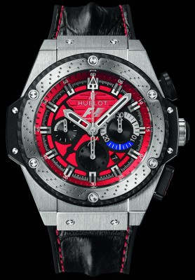 Hublot F1 King Power Austin celebrates the 2012 Formula 1 United States Grand Prix 2.jpg